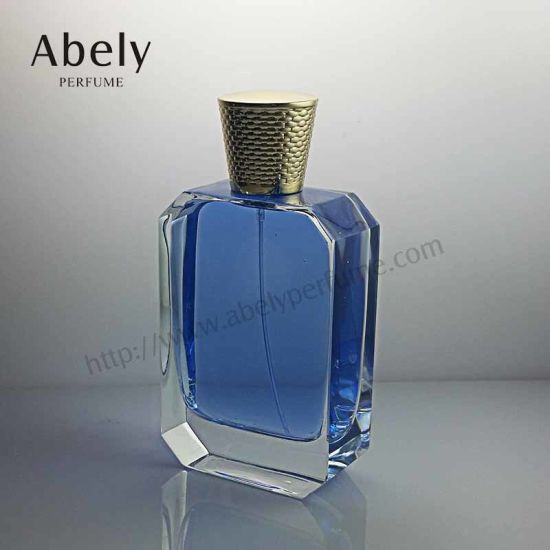 100ml Elegant Glass Perfume Bottle pictures & photos