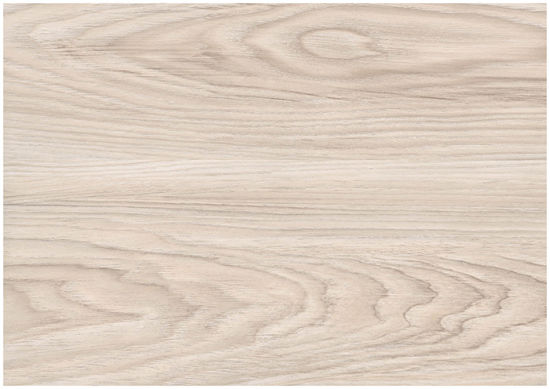 PVC Wood Flooring for Commercial Shopping Mall / Sheet Vinyl Flooring