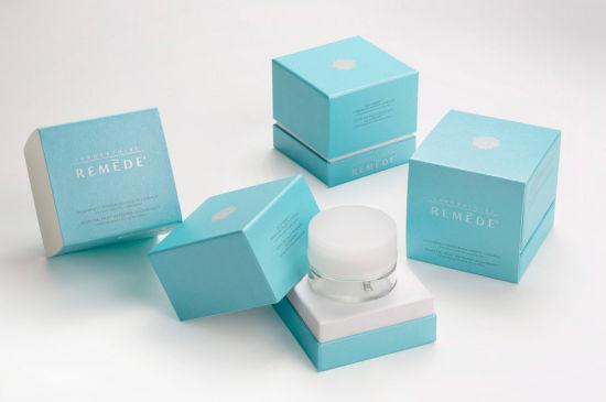 Promotional Cardboard Drawer Kraft Paper Small Lipstick Box Packaging Wholesale Custom Design Paper Cosmetic Box