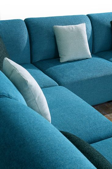 Modern Fabric Sofa for Living Room Furniture (HC-R578) pictures & photos