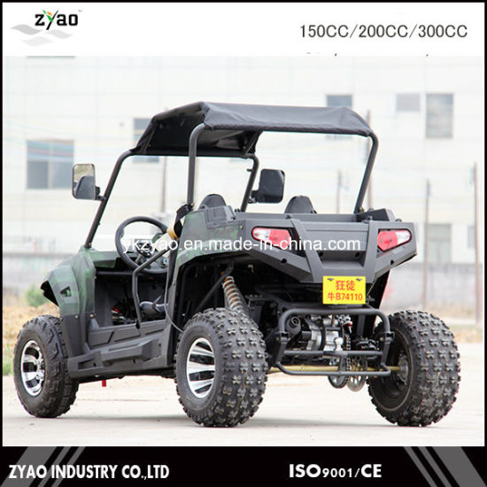 2017 New Model Electrical UTV 2000W/72V/51ah 2-Seats with Cheap Price Good Quality pictures & photos