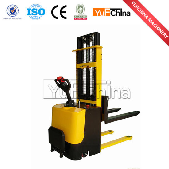 Electric Stacker with Good Price pictures & photos