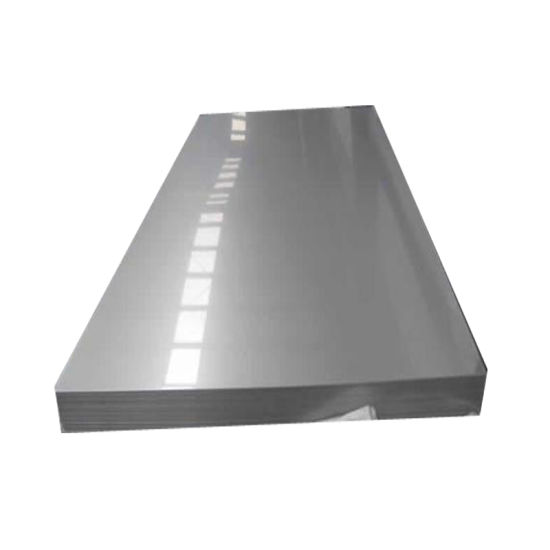 PVC Film 310S 347 Polished Mirror Finish Stainless Steel Sheet