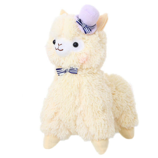 Plush Alpaca Custom Plush Toy