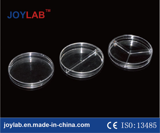 Disposable Petri Dish, Plastic or Glass Material, 90mm, Transparent pictures & photos