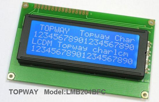 20X4 Character LCD Display LCD Module