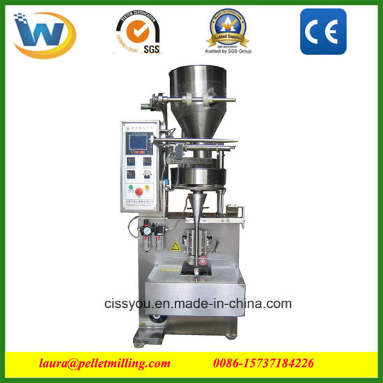 Snack Food Potato Chips Grain Powder Packing Wrapping Machine pictures & photos