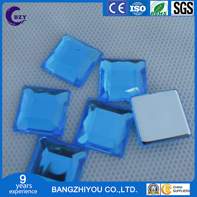 Custom Stickers Acrylic Rhinestone Sheets Crystal Sticker Sheet Gem Sticker (TS-crystal)