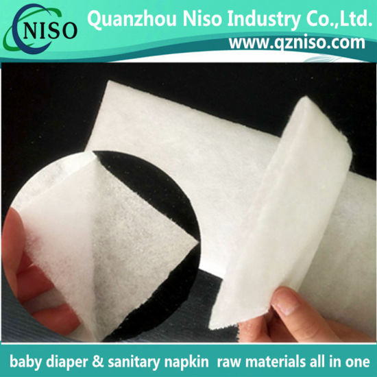 High Quality Expanded Airlaid Absorbent Paper for Ultra-Thin Sanitary Napkin