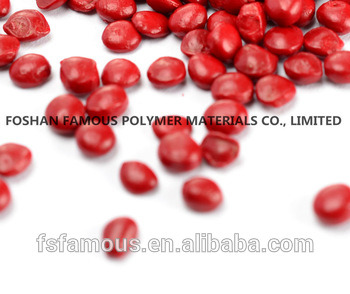 Bottom Price Professional Red Masterbatch for Plastic Packaging pictures & photos