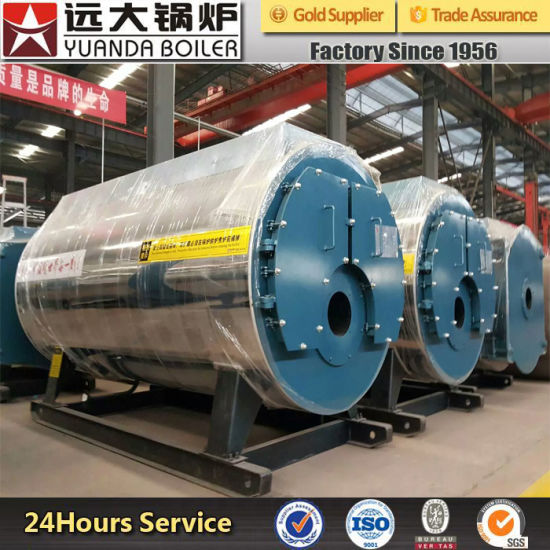 China New Condition and Industrial Usage Full-Automatic Steam Boiler ...
