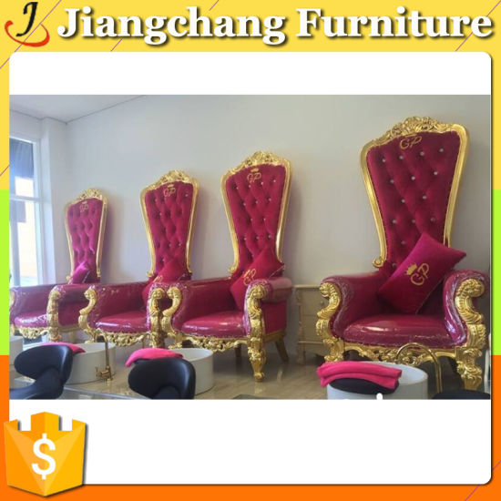 King Queen Antique Throne Chairs (JC-K52) - China King Queen Antique Throne Chairs (JC-K52) - China King Chair