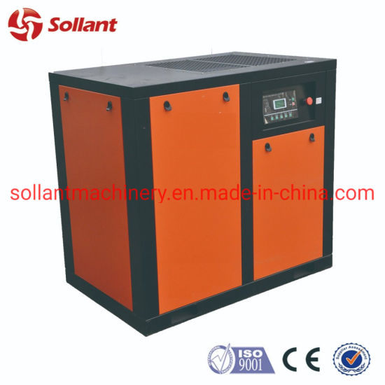 22kw 30HP High Efficiency Direct Coupling Drive Double Screw Air Compressor