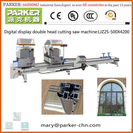 China Aluminum Window Production Line Window Door Frame Making ...