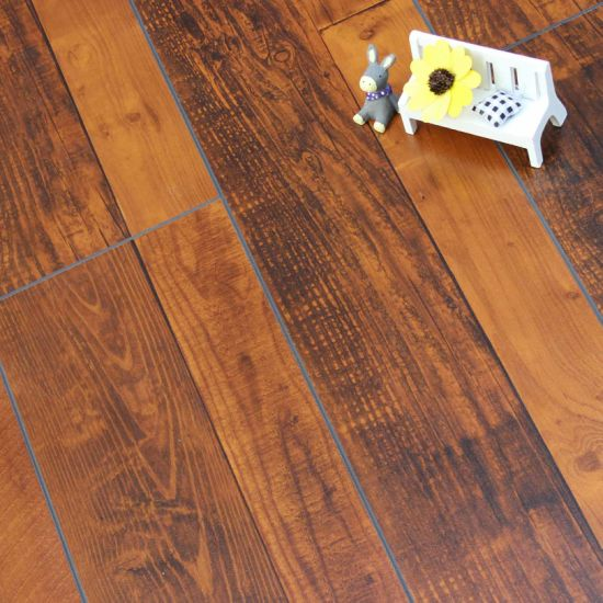 China Design Modern Style Laminate Flooring Ac3 Laminate Parquet