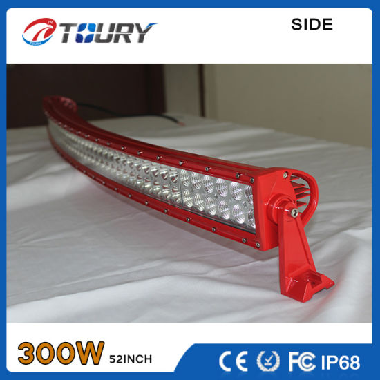 52inch 300W CREE LED Car Light Bar for Jeep Wrangler Headlight pictures & photos