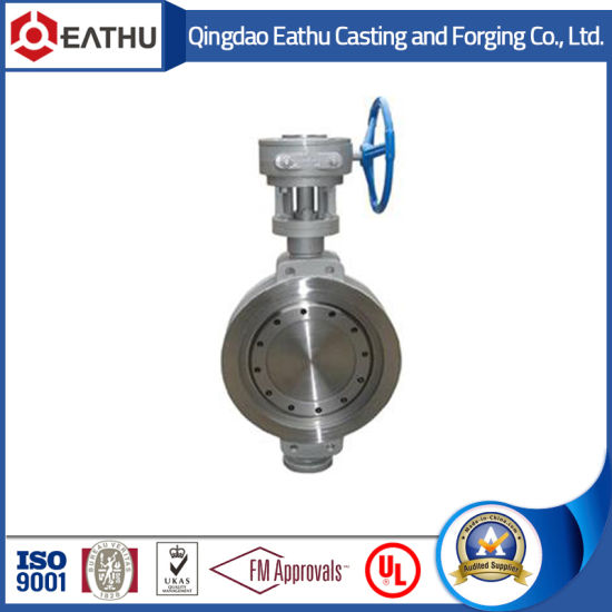 API Carbon Steel Butterfly Valve pictures & photos