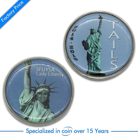 Custom Souvenir Challenge Coin for Promotion Gift pictures & photos