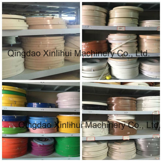 Wood Grain Melamine MDF Edge Banding Tape Belt for Furniture Trim Side Edge  Banding/ Wood Plastic Edge Banding Tape/Strip/Belt