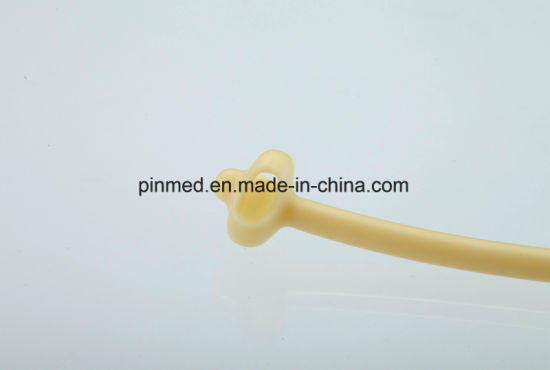 Pinmed Disposable Latex Malecot Catheter pictures & photos