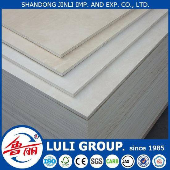 Packing Plywood and Commerical Plywood Lowest Price From Luli Group pictures & photos