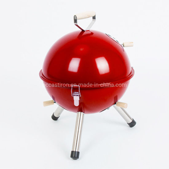 Round Shape Folded BBQ Stove Supplier From China