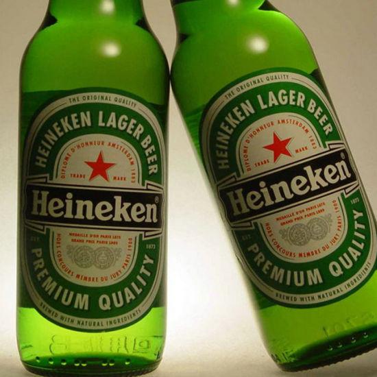 Custom Waterproof Rolled Beer Bottle Labels Stickers