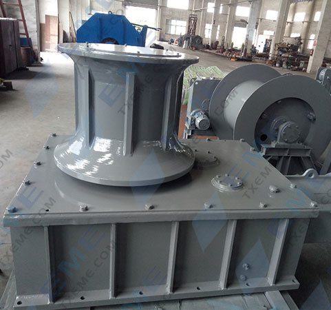 Horizontal Marine Capstan with ABS Certificate