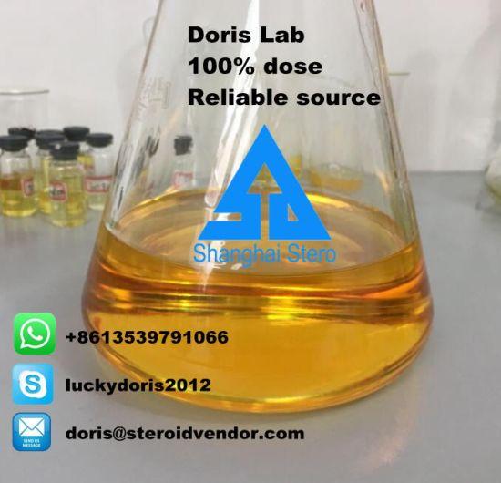 Injectable Dark Yellow Tren Ace Finaplix Tren Acetate Steroids for  Bodybuilding