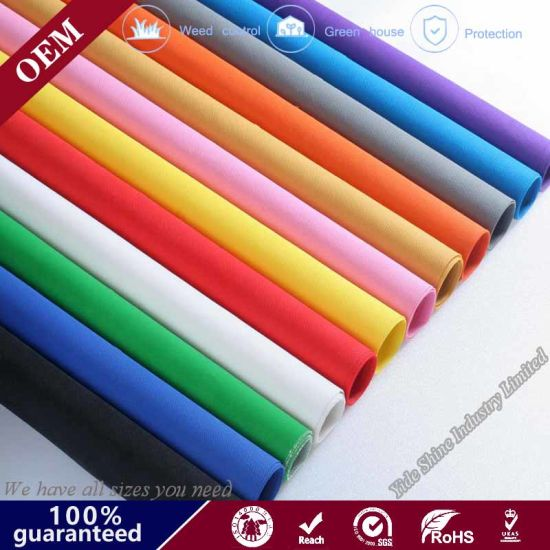 High Quality Polypropyelene Material Spunbonded Non Woven Vest Bag Non Woven Fabric Manufacturer