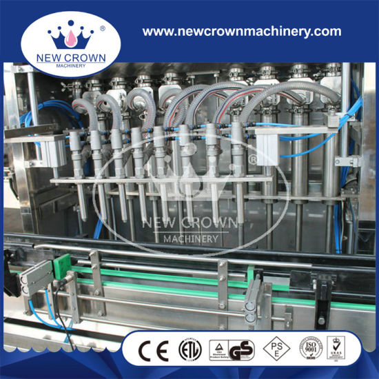 Reliable Quality Edible Oil Bottling Machine with Low Price pictures & photos