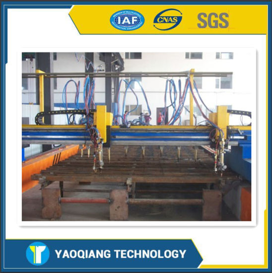 Equipment Steel Profile Assembly Welding Straightening pictures & photos