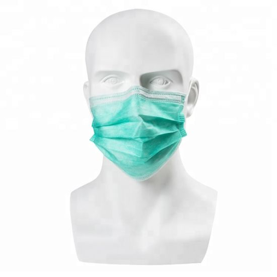 Use Surgical Standard Daily Nonwoven Mask Face Iso Medical