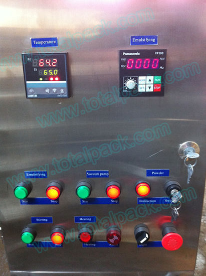 5L Vacuum Homogenizer for Hair Conditioner (HR-50A) pictures & photos