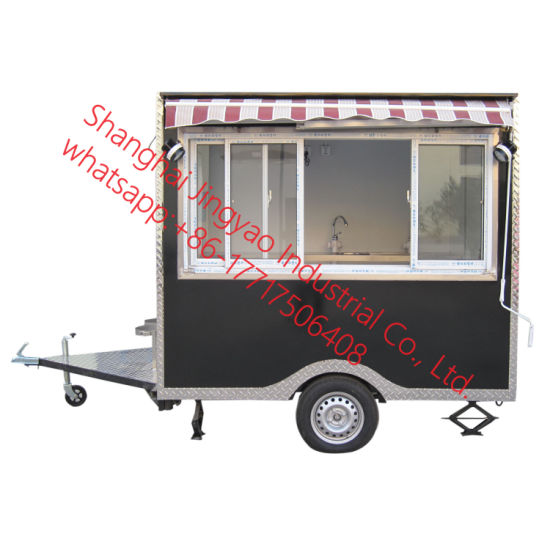 Food Push Cart 3 Wheel Food Cart Bicycle Food Cart