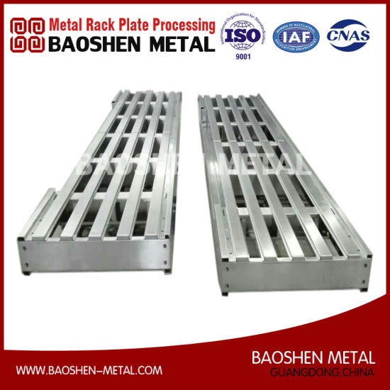 Exquisitely Made Sheet Metal Customized Stainless Steel Mechinary Frame Components Fabrication pictures & photos