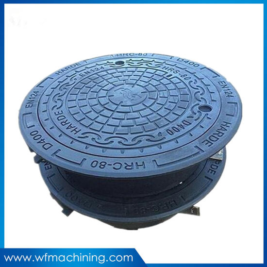 Cast Iron Sand Casting Drainage/Gullies/Drain/Inspection Chamber Manhole  Covers