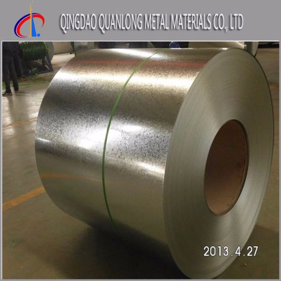 Az70 Aluminium Zinc Alloy Coated Steel Coil pictures & photos