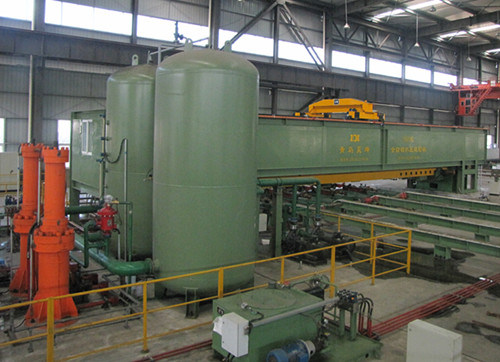Automatic Hydrostatic Testing Machine pictures & photos