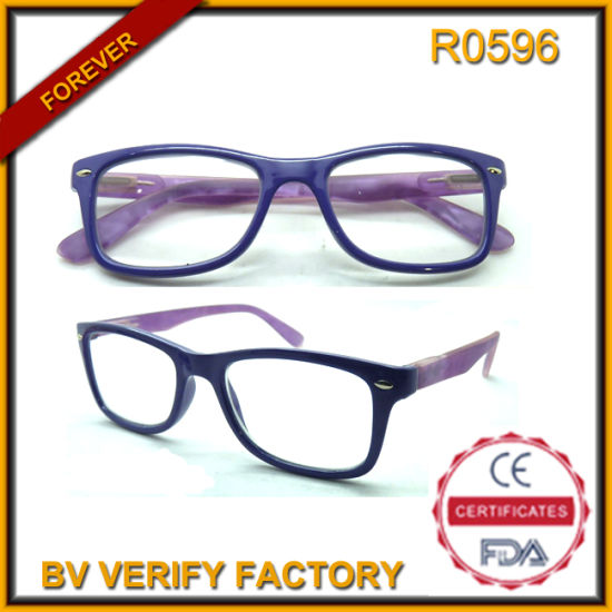 e4a9571d0470 China R0586 Promotion Reading Glasses Plastic Cheap Frame - China ...