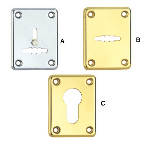 Door Lock Decorative Panel Lid Panel (L001) pictures & photos