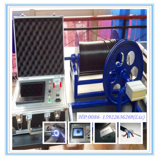 Borehole Cameras 500m Water Well Inspection Camera, Downhole Camera pictures & photos
