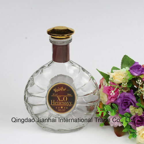 Classical Xo Wine Glass Bottle for Imported Wine