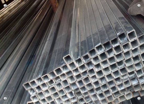 Pre Galvanized Square Steel Tube/Square Hollow Section pictures & photos