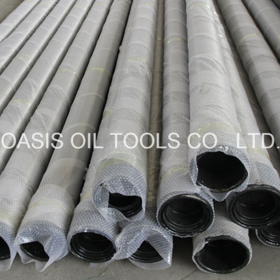 Stainless Steel 316L Seamless Pipe/Tube with Male-Female Thread pictures & photos