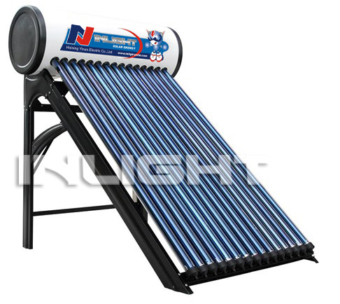 2016 High Efficiency Pressurized Heat Pipe Solar Water Heater (INLIGHT)