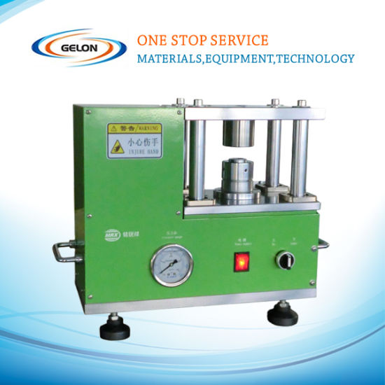 Coin Cell Crimping Machine/Sealing Machine for Crxx pictures & photos