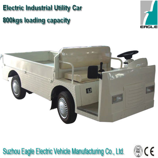 Electric Burden Carrier, 800kgs Loading Capacity, Eg6021h01 pictures & photos