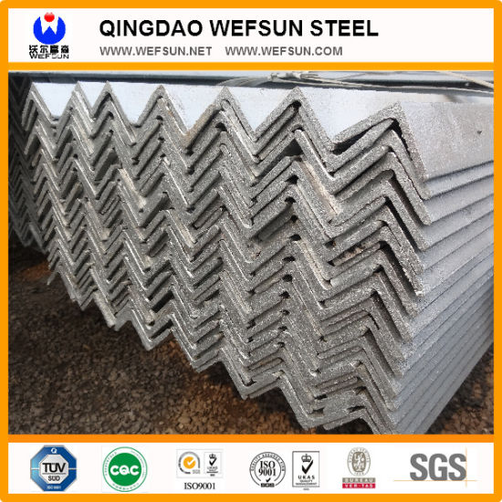 Galvanized Angel Steel Bar with Nice Quality pictures & photos