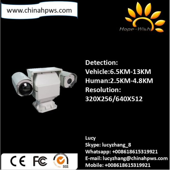 Car Military Grade Thermal Security Imager Camera